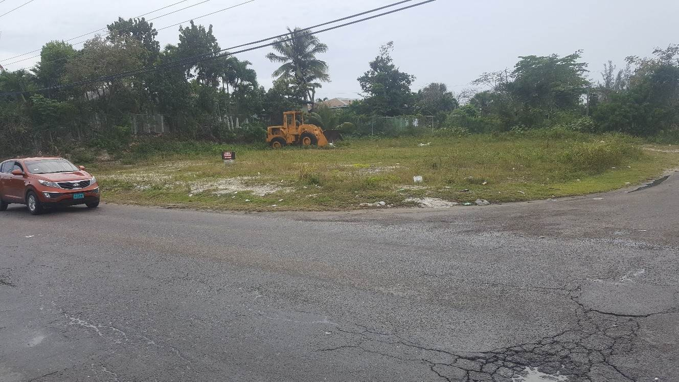 3. Land Only for Rent at Vacant Corner Lot on East Street South for Lease East Street South, Nassau And Paradise Island, Bahamas