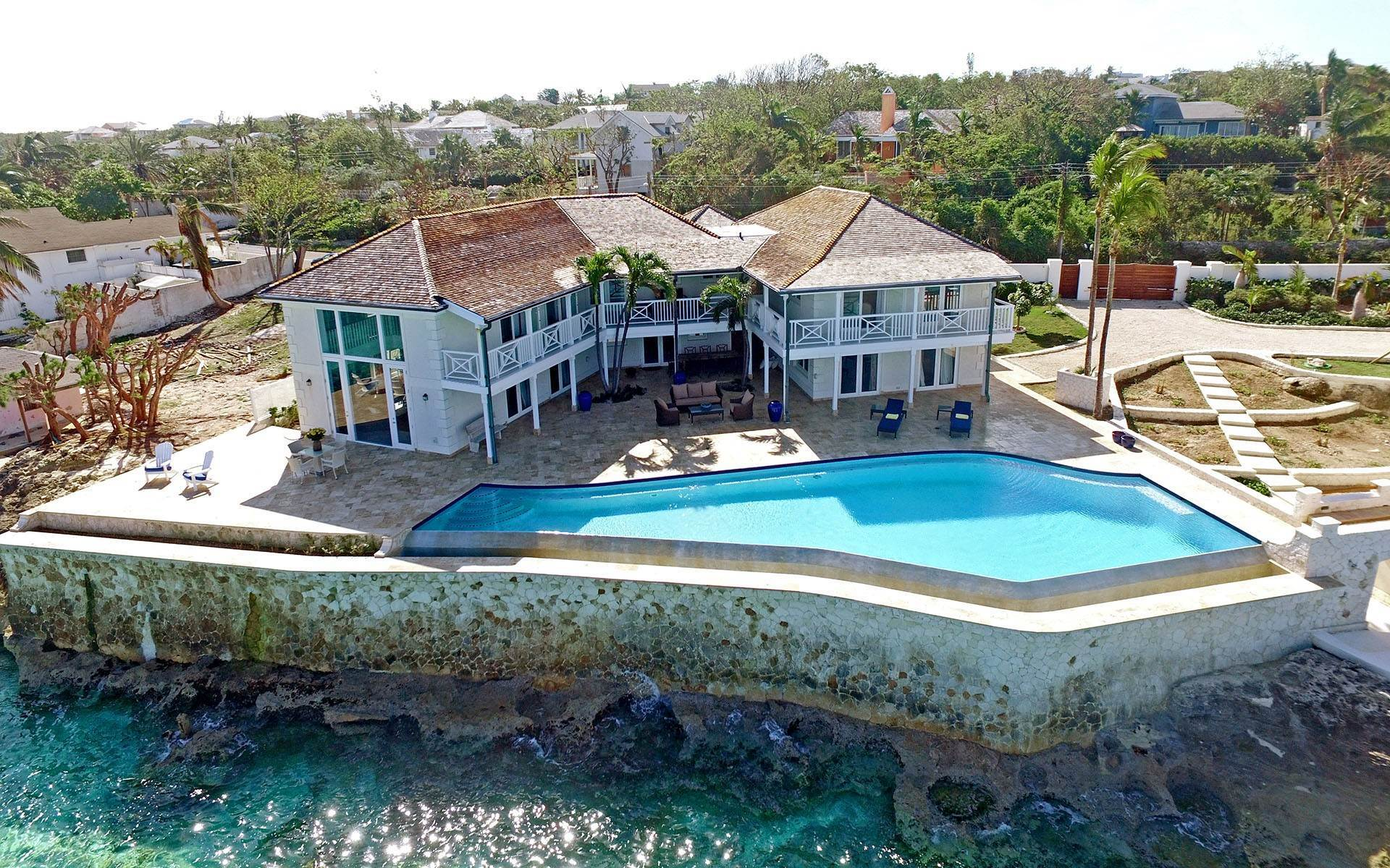 3. Single Family Homes for Rent at Solomon's Lighthouse, Waterfront Estate Eastern Road Eastern Road, Nassau And Paradise Island, Bahamas