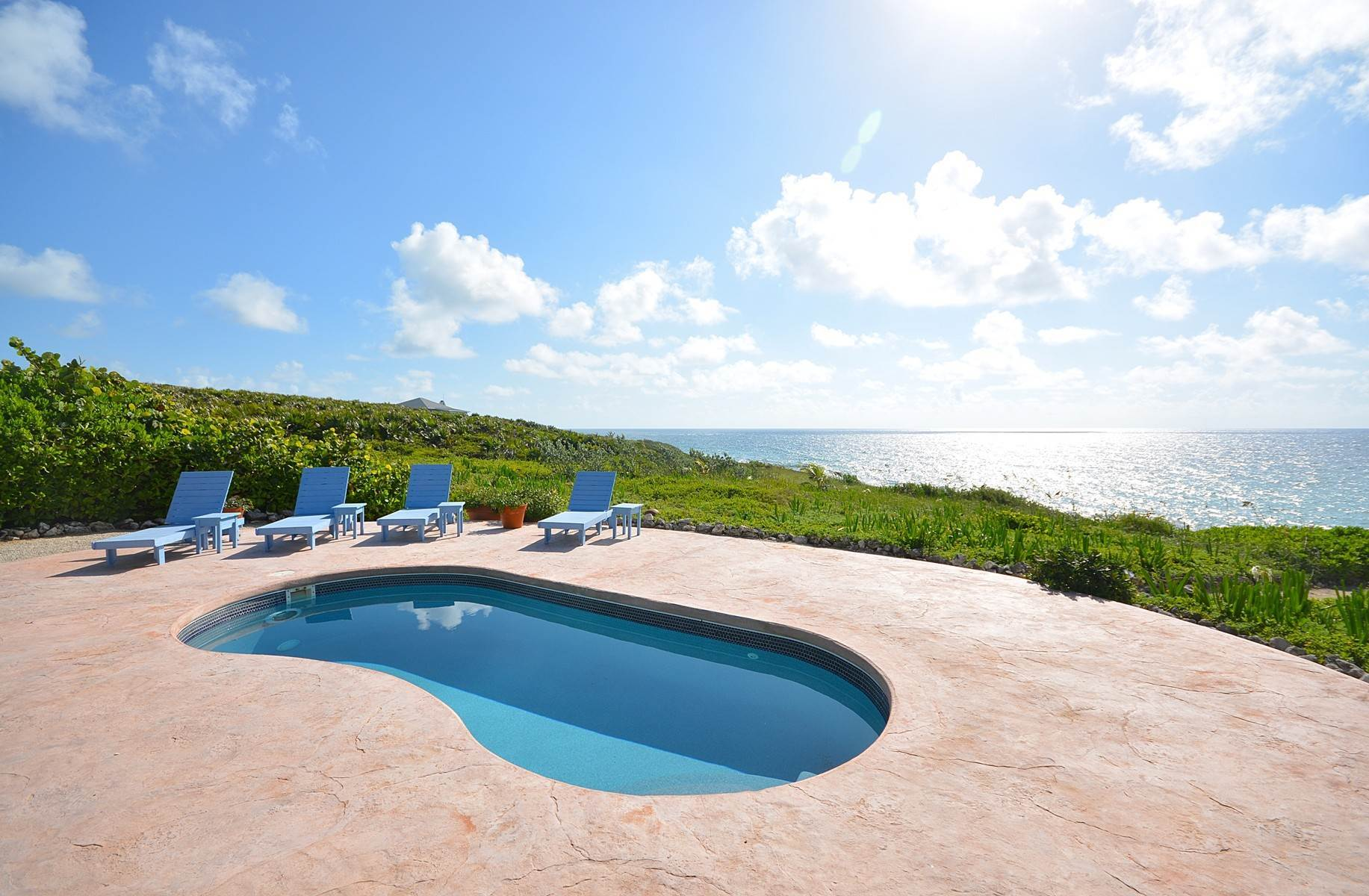3. Single Family Homes for Sale at Walking Stick, a 2.2.Acre Atlantic Estate at The Abaco Club on Winding Bay MLS-27717 Winding Bay, Abaco, Bahamas