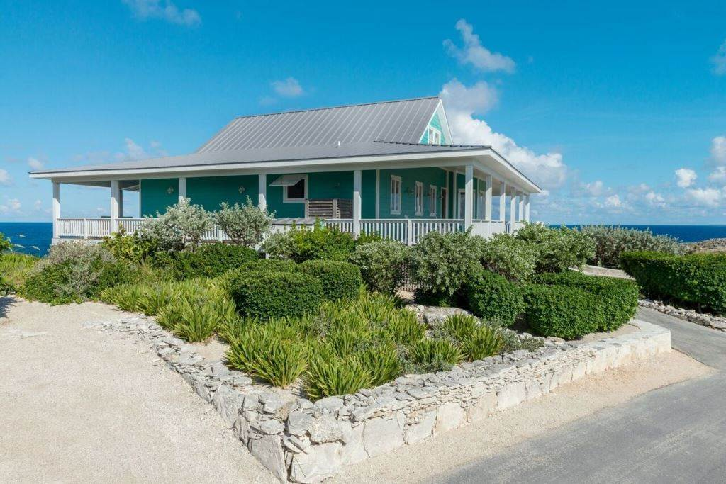 3. Single Family Homes for Sale at Sea Glass Exclusive Waterfront Home At The Abaco Club on Winding Bay - MLS 31382 Winding Bay, Abaco, Bahamas