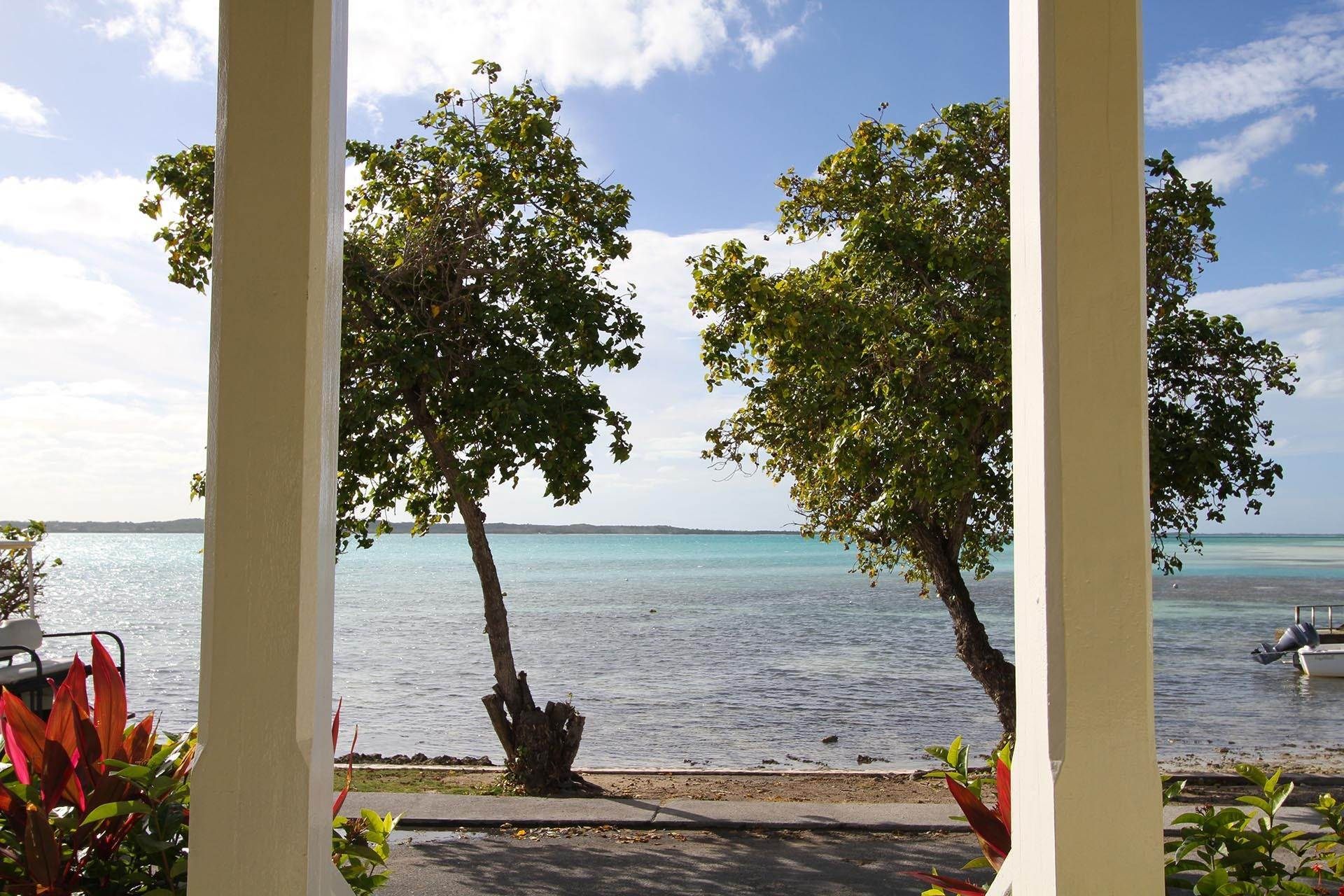 3. Single Family Homes por un Venta en Historic Harbour Front Home Harbour Island, Eleuthera, Bahamas