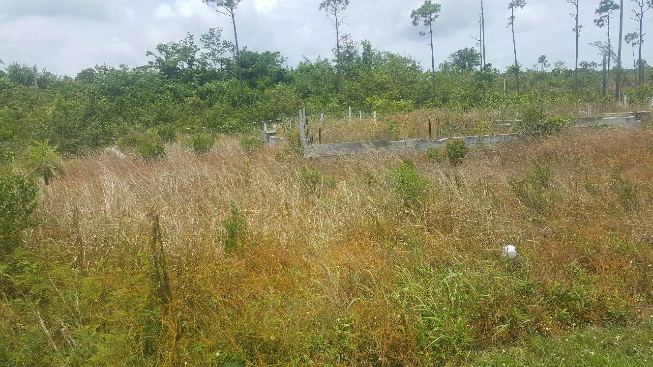 4. Land for Sale at South Ocean Duplex Lot with Foundation South Ocean, Nassau And Paradise Island, Bahamas