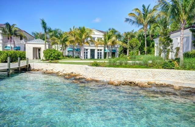 2. Single Family Homes for Rent at Beautiful Beach House Villa set on Colonial Beach, Paradise Island Western End, Paradise Island, Nassau And Paradise Island Bahamas