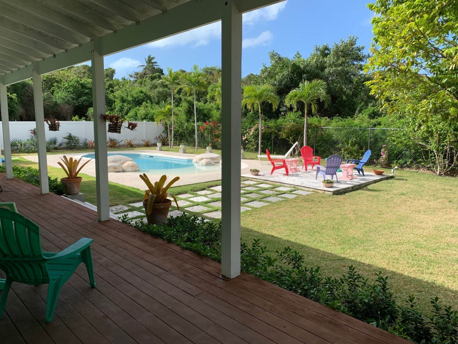 22. Single Family Homes for Rent at Modern family home in the East - MLS 40048 Camperdown, Nassau And Paradise Island, Bahamas