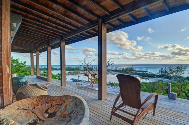 28. Single Family Homes for Sale at Off-the-Grid Showpiece Retreat Cat Island, Bahamas