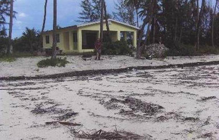 4. Single Family Homes for Sale at Beach cottage with development acreage Congo Town, Andros, Bahamas