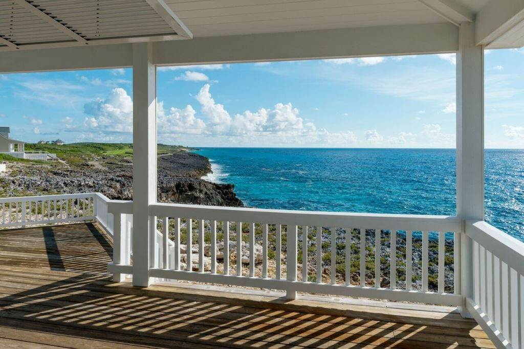 4. Single Family Homes for Sale at Sea Glass Exclusive Waterfront Home At The Abaco Club on Winding Bay - MLS 31382 Winding Bay, Abaco, Bahamas