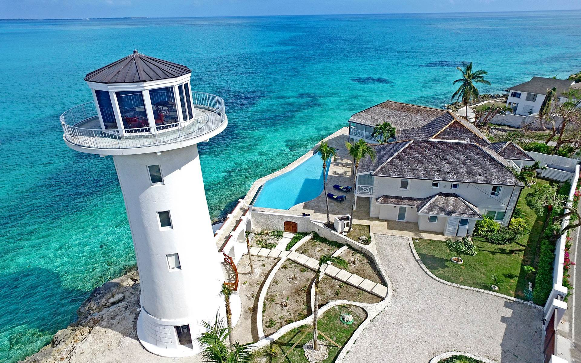 4. Single Family Homes for Sale at Solomon's Lighthouse - Waterfront Estate, Eastern Road - MLS 40121 Eastern Road, Nassau And Paradise Island, Bahamas