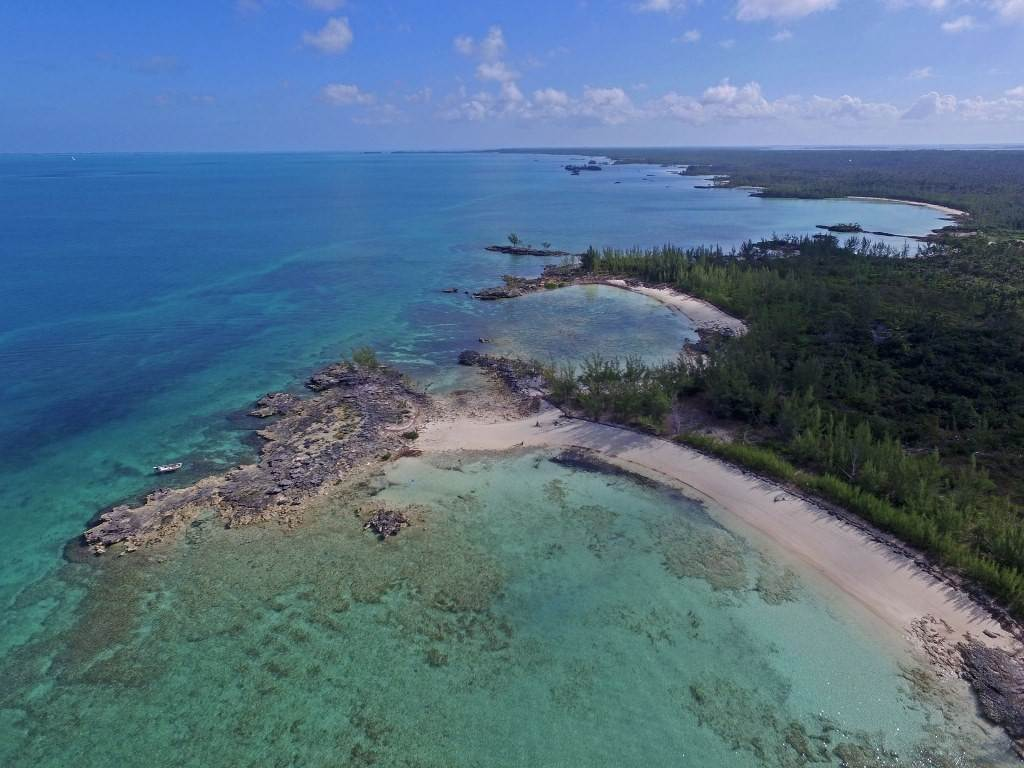 4. Land for Sale at 2.257 Waterfront Acres, Central Abaco Island - Cabbage Point Parcel 2 (MLS #28732) Turtle Rocks, Abaco, Bahamas