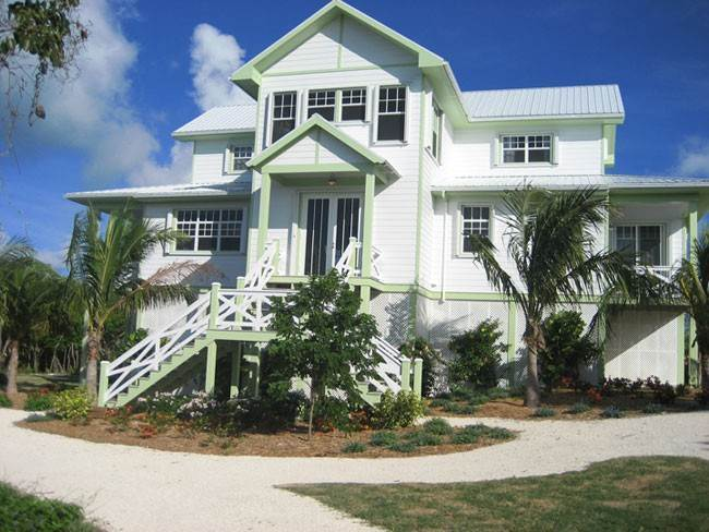 4. Single Family Homes for Rent at Hilltop Heaven - Beautiful secluded, retreat property! Please call for availability. Orchid Bay, Guana Cay, Abaco Bahamas