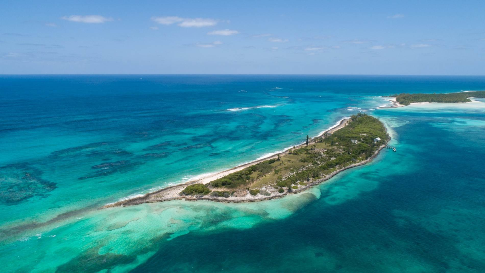 8. Private Islands for Sale at Pierre Island, A Perfect Private Retreat Island Near Harbour Island - MLS 40806 Harbour Island, Eleuthera, Bahamas