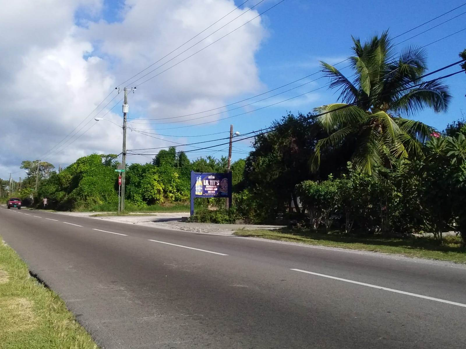 4. Land for Sale at Carmichael Road West - Commercial Lot Carmichael Road, Nassau And Paradise Island, Bahamas