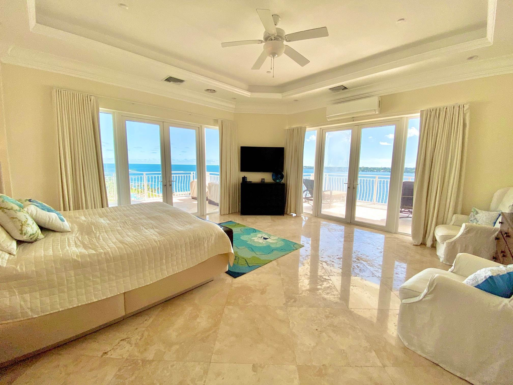 5. Co-op / Condominio por un Alquiler en Stunning 7th floor Residence with Exceptional Views - MLS 39247 One Ocean, Paradise Island, Nueva Providencia / Nassau Bahamas