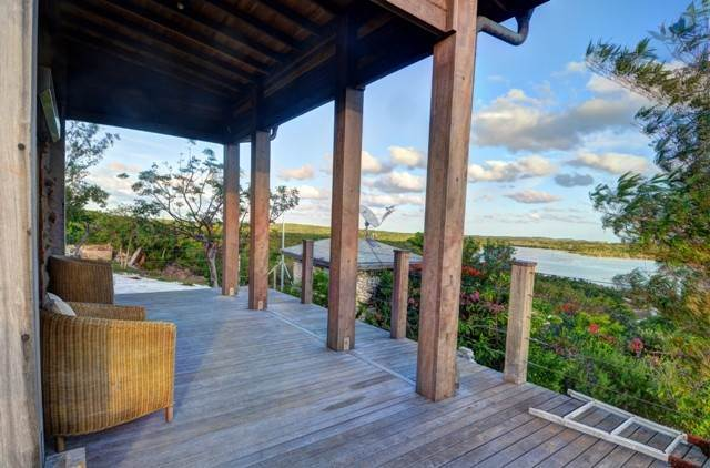 32. Single Family Homes for Sale at Off-the-Grid Showpiece Retreat Cat Island, Bahamas