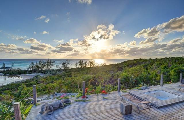 34. Single Family Homes for Sale at Off-the-Grid Showpiece Retreat Cat Island, Bahamas
