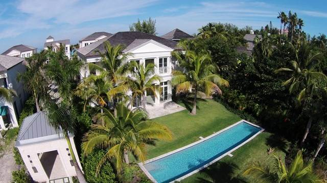 39. Single Family Homes for Rent at Beautiful Beach House Villa set on Colonial Beach, Paradise Island Western End, Paradise Island, Nassau And Paradise Island Bahamas
