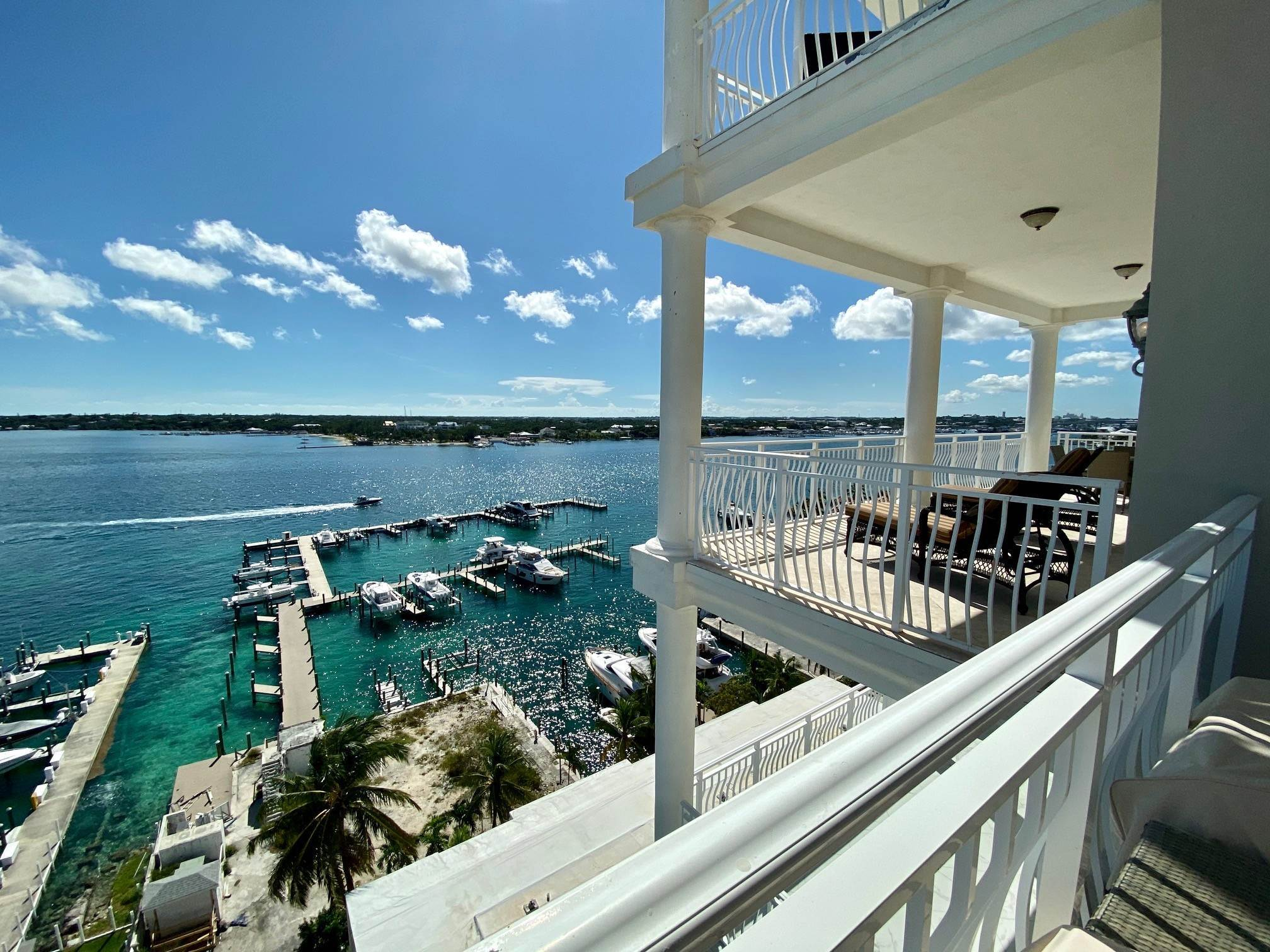 16. Co-op / Condominio por un Alquiler en Stunning 7th floor Residence with Exceptional Views - MLS 39247 One Ocean, Paradise Island, Nueva Providencia / Nassau Bahamas