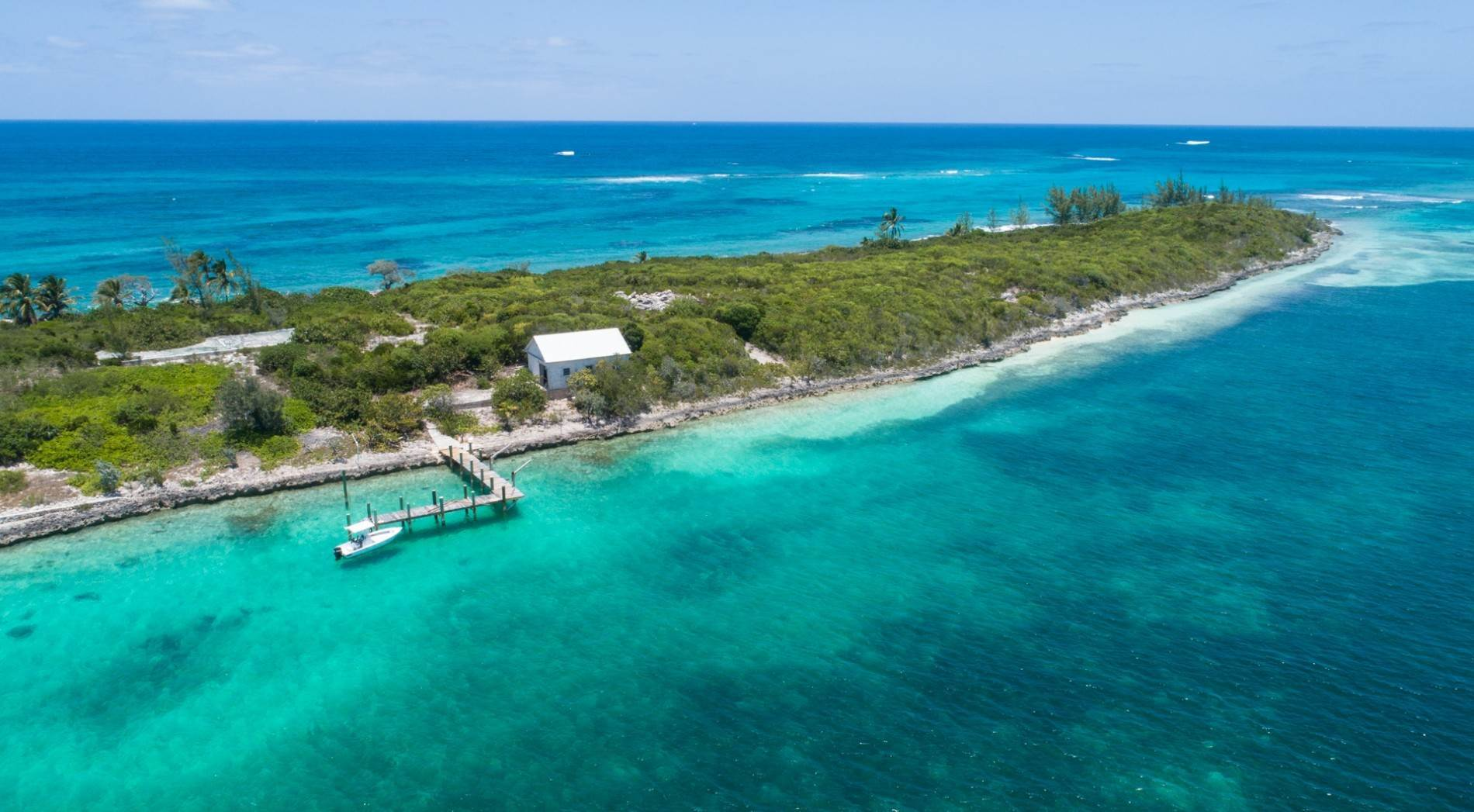 7. Private Islands for Sale at Pierre Island, A Perfect Private Retreat Island Near Harbour Island - MLS 40806 Harbour Island, Eleuthera, Bahamas