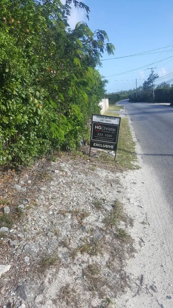 5. Land for Sale at Commercial Lot, Ocean Addition East Farmers Hill, Exuma, Bahamas
