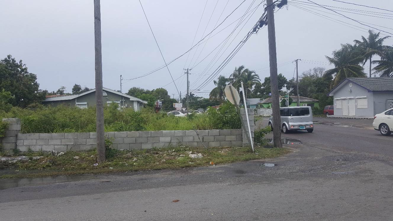 6. Land Only for Rent at Vacant Corner Lot on East Street South for Lease East Street South, Nassau And Paradise Island, Bahamas