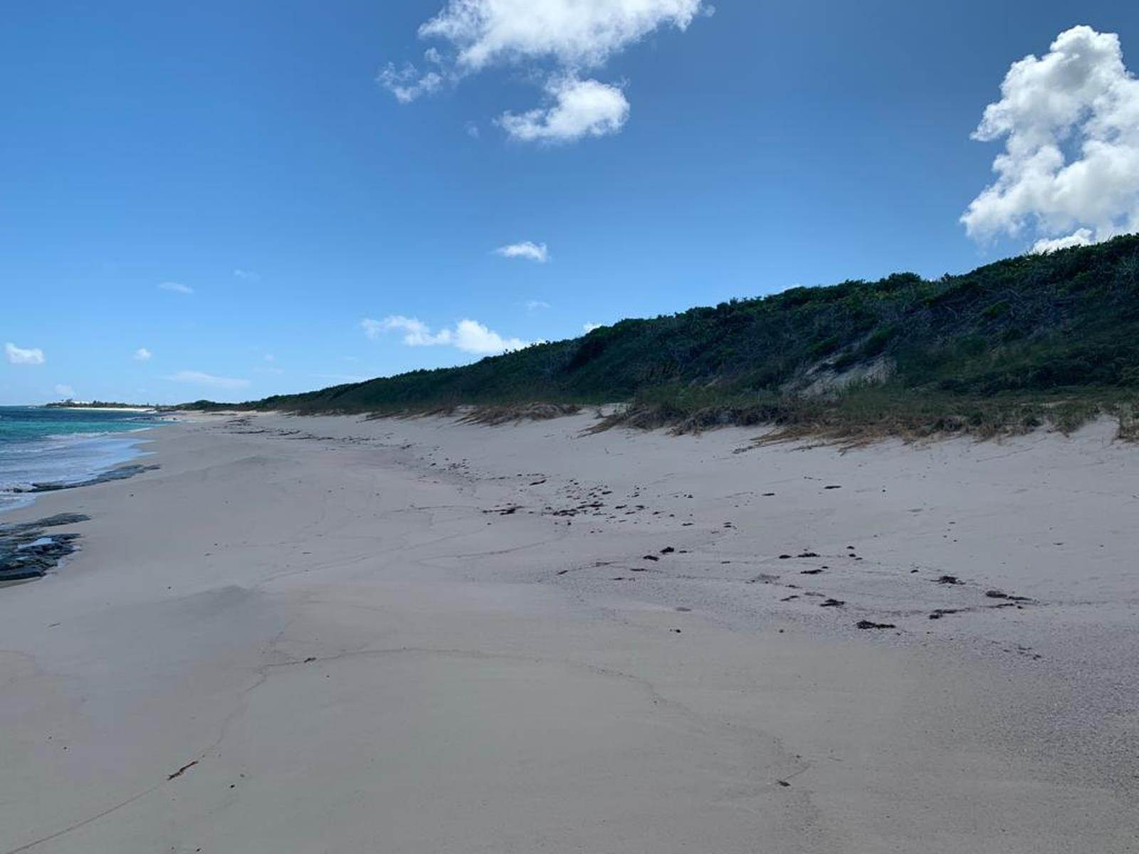7. Land for Sale at Incredible Beachfront Acreage, Long Island - MLS 42303 Clarence Town, Long Island, Bahamas