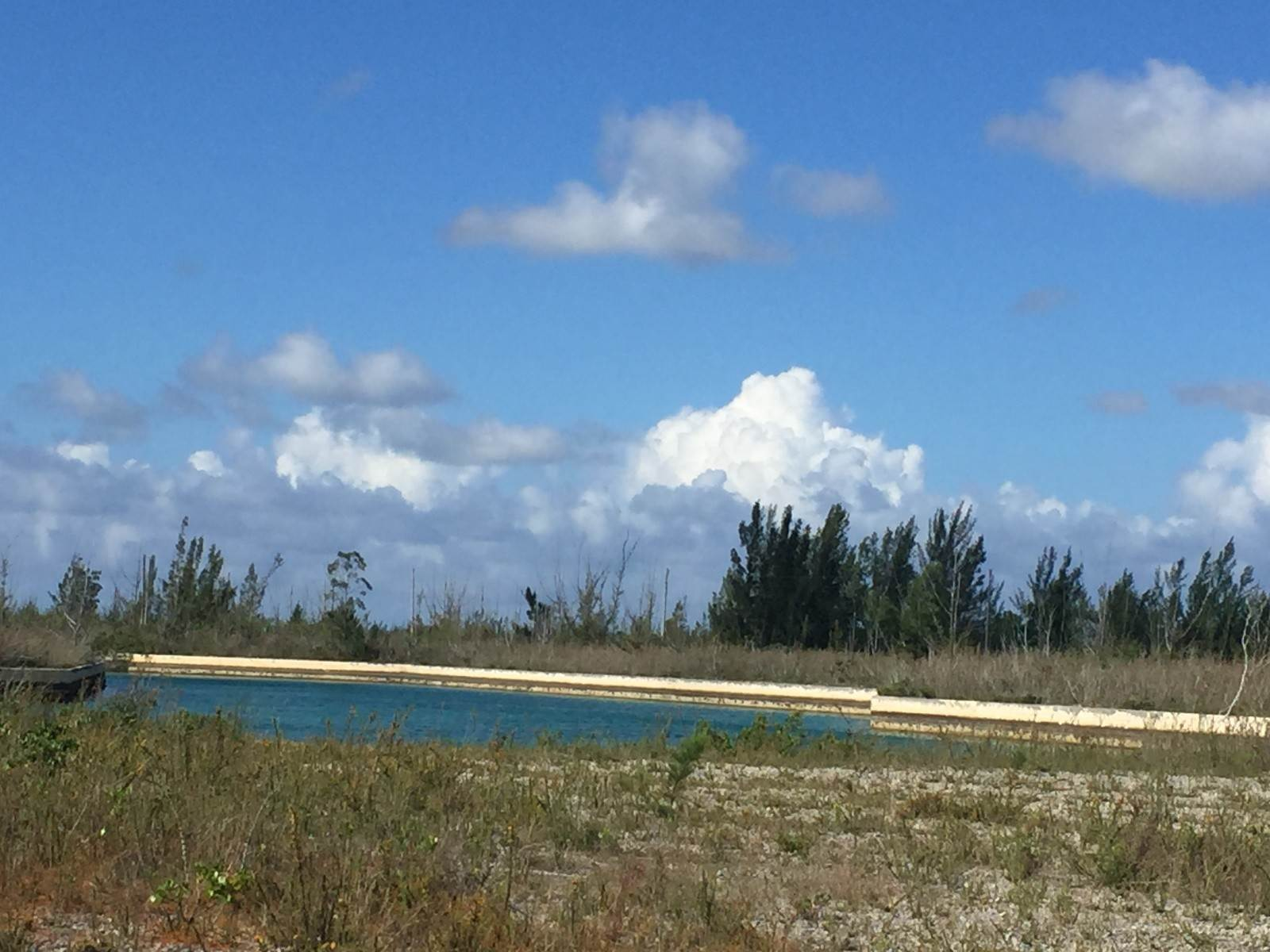 5. Land for Sale at Affordable Canal Lot - MLS #34735 Dover Sound, Freeport And Grand Bahama, Bahamas