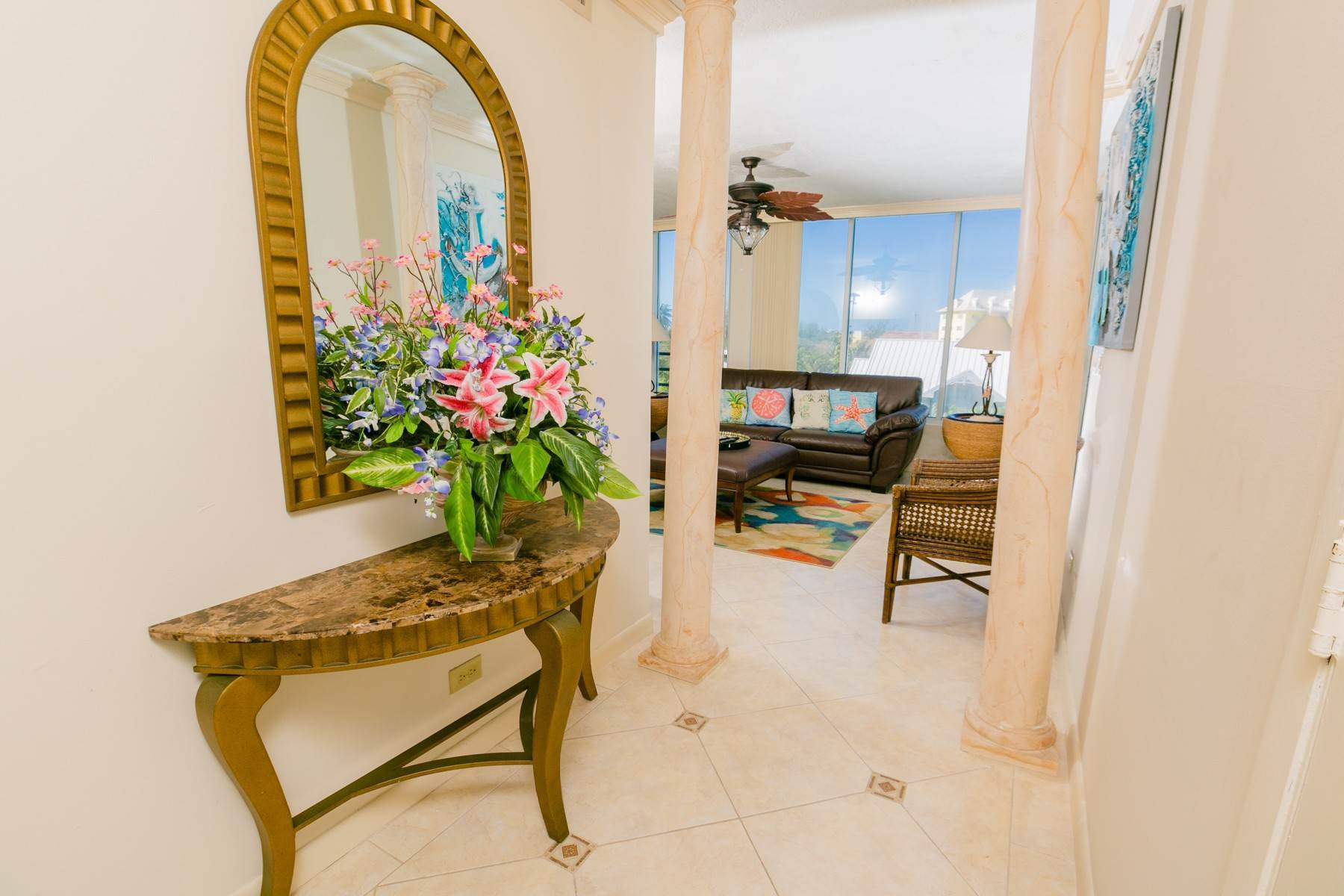 8. Co-op / Condominio por un Alquiler en Beautiful Vista Bella Penthouse - MLS 43024 Vista Bella, Cable Beach, Nueva Providencia / Nassau Bahamas