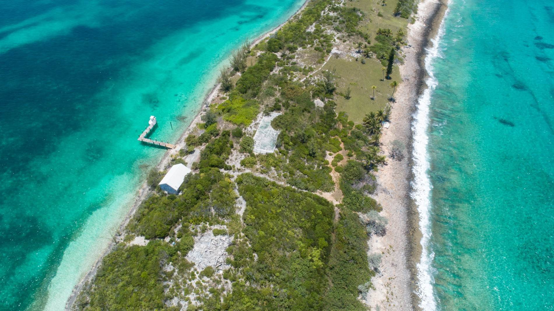 9. Private Islands for Sale at Pierre Island, A Perfect Private Retreat Island Near Harbour Island - MLS 40806 Harbour Island, Eleuthera, Bahamas