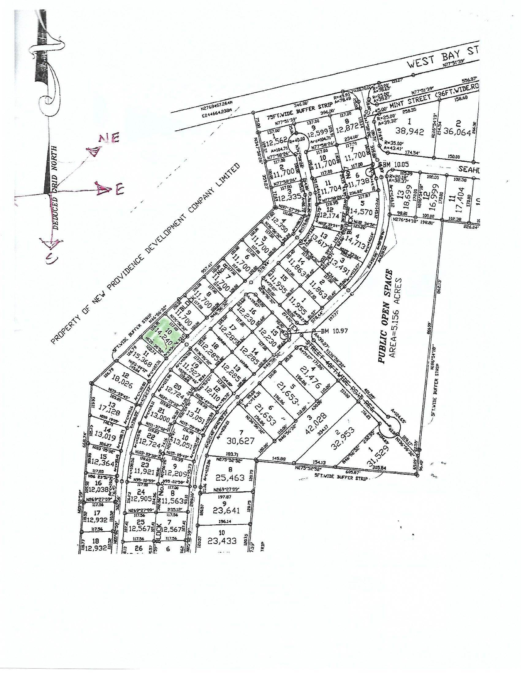 10. Land for Sale at South Ocean Duplex Lot with Foundation South Ocean, Nassau And Paradise Island, Bahamas