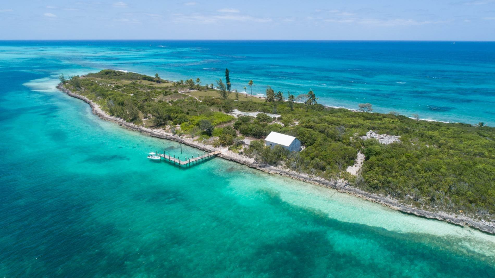 10. Private Islands for Sale at Pierre Island, A Perfect Private Retreat Island Near Harbour Island - MLS 40806 Harbour Island, Eleuthera, Bahamas