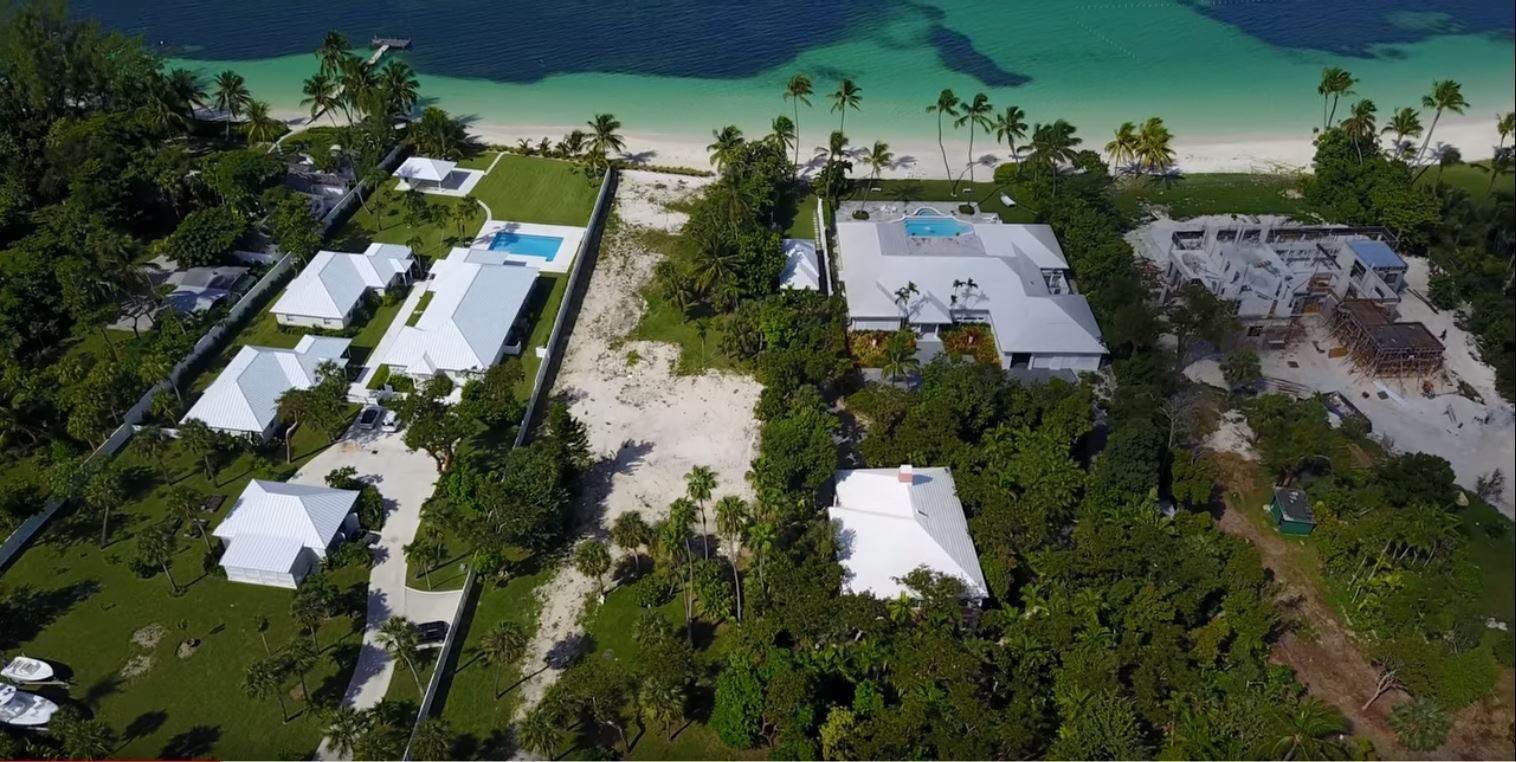9. Land for Sale at Lyford Cay Beachfront Lot Lyford Cay, Nassau And Paradise Island, Bahamas