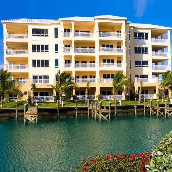 Local Rental Properties: Bimini Building Suffolk Court, Bahamia Marina